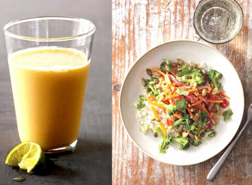 Cele mai bune 8 alimente pentru detoxifierea organismului - printreoale.ro