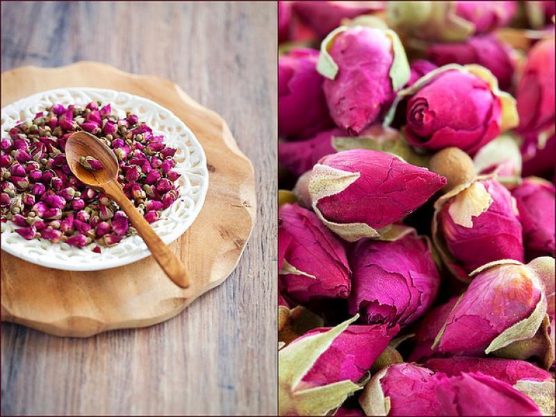 pierderea în greutate ceai de trandafir