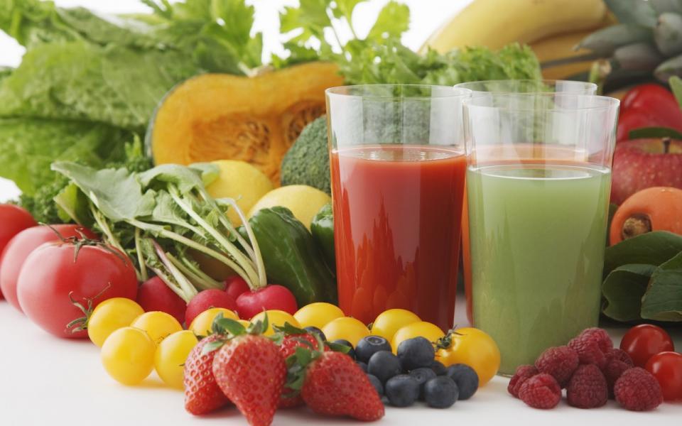 dieta cu sucuri de legume si fructe